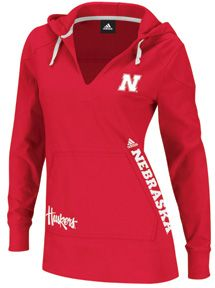 Husker sweatshirt - fitted w/ hood-it doesn't look like its for sale anymore though :(