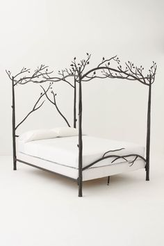 can't see spending a few hundred dollars on a bed, let alone $5000 but this is AMAZING! A girl can dream right??
