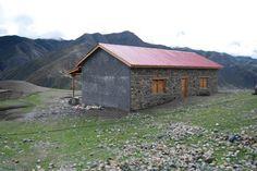 The birthing center in Saldang