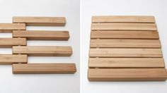 bamboo hot-pot stand ++ design stockholm