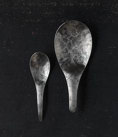 Blacksmith spoons