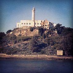 #Alcatraz #SF #SanFrancisco