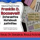 This packet was created to provide hands- on activities for your Franklin D. Roosevelt unit.  These activities are perfect for interactive notebook...
