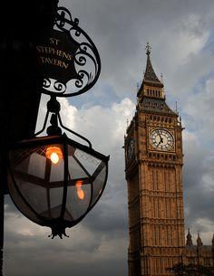 London. LOVED IT!!!