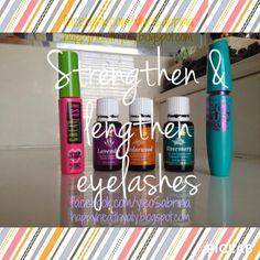 Happy, Healthy, and Oily: YLeo: to strengthen & lengthen your eyelashes member #1693524