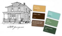 Post image for Exterior Color Schemes