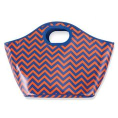 Game Day Cooler Tote in your team's colors!