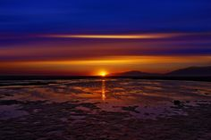 Wind and light, Beach Los Lances in Tarifa.  yara GB