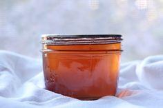 Peach Pit Jelly - Savvy Eats