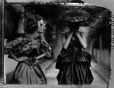 The Crying Game Haute Couture: The Polaroids of Cathleen Naundorf
