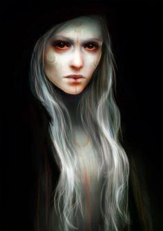 [Priestess by MartaEmilia on deviantART]