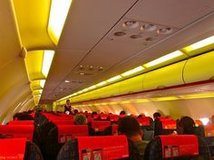 Aspiring Kennedy: Flying Budget European Airlines: A Tutorial