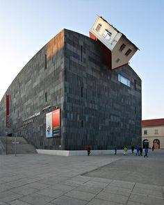 architect, modern art, art museum, hous, artist, sculptur, place, austria, design