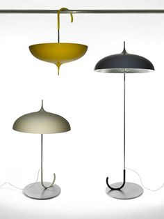 Fancy - Come Rain Or Come Shine lamp by Bunker Hill