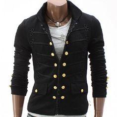 Vintage Slim Jacket