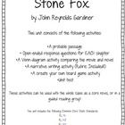A complete literature unit for Stone Fox by John Reynolds Gardiner. This unit is aligned with the Common Core State Standards. The following is inc...