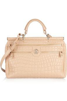 Roberto Cavalli classic doctor's style bag   $2, 300