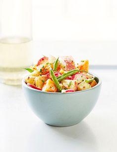 Tangy 2-Potato Salad
