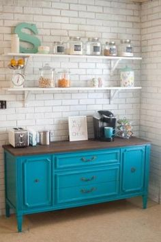 oh I need a little bar in the dining room.. maybe like this one