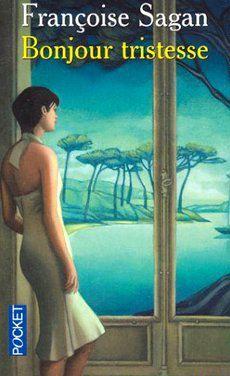EL LIBRO DEL DÍA     Buenos días tristeza, de François Sagan.  http://www.quelibroleo.com/buenos-dias-tristeza 31-10-2012