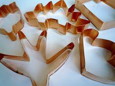 DIY cookie cutters...