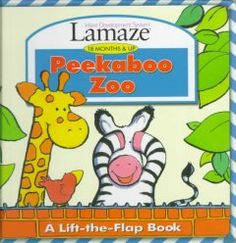 Friday, September 19, 2014. A rhyming story that takes baby on a trip to see the animals in the zoo while teaching the game of peekaboo.