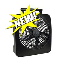 Powerful Large Portable Battery Operated Fans
