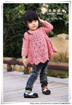Crochet - for girls.