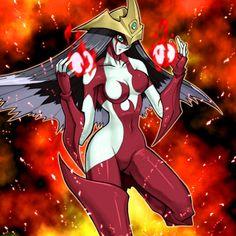 heroe elemental bustinatrix