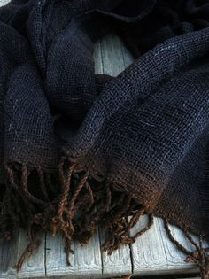 inspir lane, chocolate brown, autumn, chocol brown, texture, linens, textil, scarv, weav