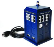 For M - Doctor Who: Eleventh Doctor's TARDIS 4-Port USB Hub