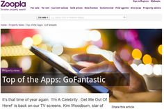 GoFantastic App with