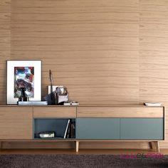 Muebles tv on pinterest tv units tv walls and tv - Diseno de muebles de madera ...