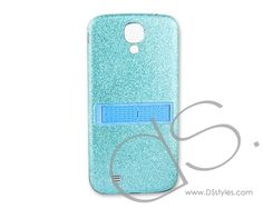Sparkle Series Samsung Galaxy S4 i9500 Battery Door Housing Case - Ice Blue     http://www.dsstyles.com/samsung-galaxy-s4-cases/sparkle-series-samsung-galaxy-s4-i9500-battery-door-housing-case-ice-blue.html
