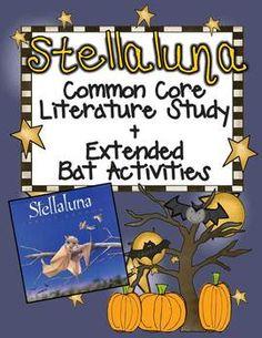 Stellaluna Common Core Literature