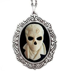 Day Of The Dead Necklace now featured on Fab.