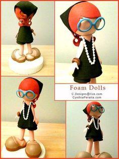 Fofucha Doll...so cute!