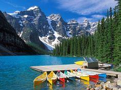 Banff National Park - my dream