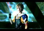 I love Tidus!!!  Final Fantasy is the $hit!!