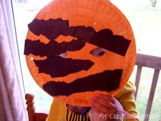 Tiger Masks ~ Creative Family Fun