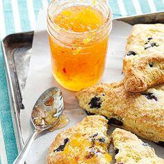 Nectarine-Mango Jam
