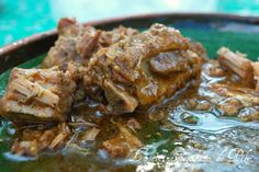 La cocina mexicana de Pily: Carne con Chile