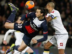 World Soccer Top 10 Players 2013 - #4 Zlatan, The Kungfu Soccer Star