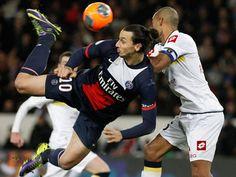 World Soccer Top 10 Players 2013 - #4 Zlatan, The Kungfu Soccer Star