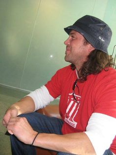 93.7 The Bull interview pictures of Christian Kane..  St Louis Radio Promotions back in 2010 melissa cook..