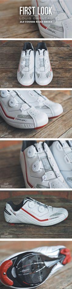 Louis Garneau - 2LS Course Road Shoes // Meta: #Garneau #roadshoes