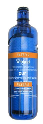 Whirlpool W10413645A Refrigerator Water Filter  Review   -   Whirlpool W10413645A Refrigerator Water Filter was  produced  by Whirlpool Parts and Accessories and  posted  on Amazon with $49.99.  Nowadays ,  We   really want  to  inform  you this  product  is  selling  for $30.77 USD brand new..  There are only 14  items  left  model  new. Buy Whirlpool... - http://gopher.arvixe.com/~reviews/whirlpool-w10413645a-refrigerator-water-filter-review/
