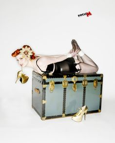 Shoe Trunk by UncleM.deviantart.com
