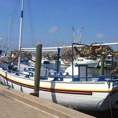 Sponge Boat Tarpon Springs, Fl