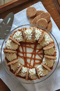 Stroopwafel Cheeseca